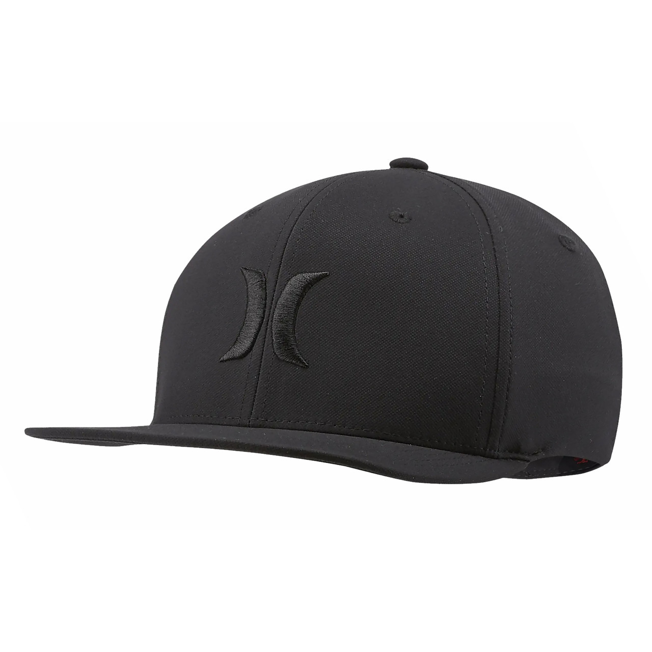 e6d9f6974 Hurley Hat - One and Only Dri-Fit - Black/Black