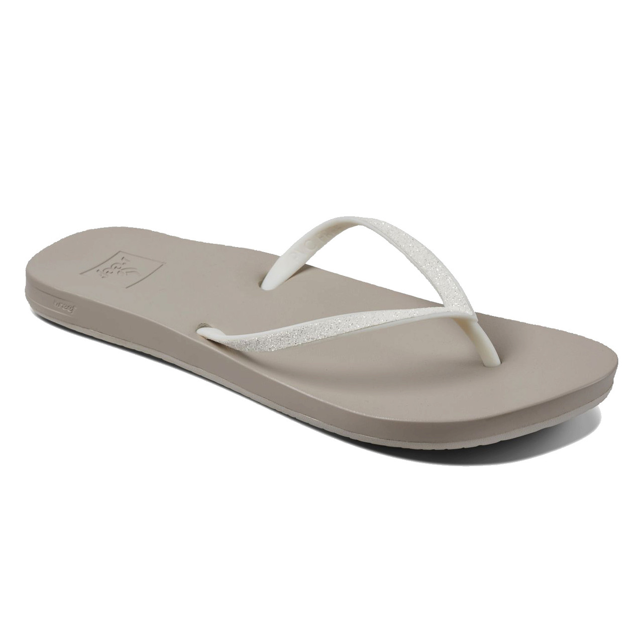 14122b5354e3 Reef Women s Flip Flops - Cushion Bounce Stargazer - Bridal - Surf and Dirt
