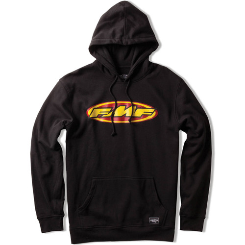 FMF Hoodies - The Don - Black