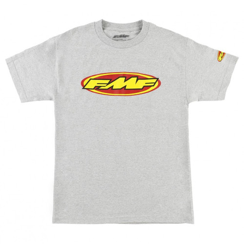 FMF Tee Shirts - The Don - Heather Grey