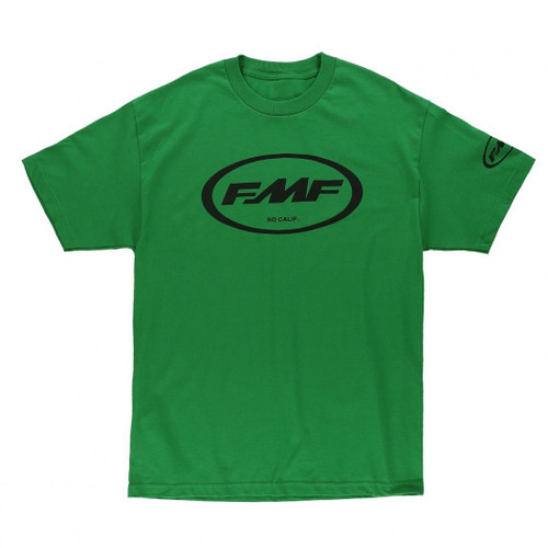 FMF Tee Shirts - Factory Classic Don - Green