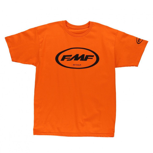 FMF Tee Shirts - Factory Classic Don - Orange