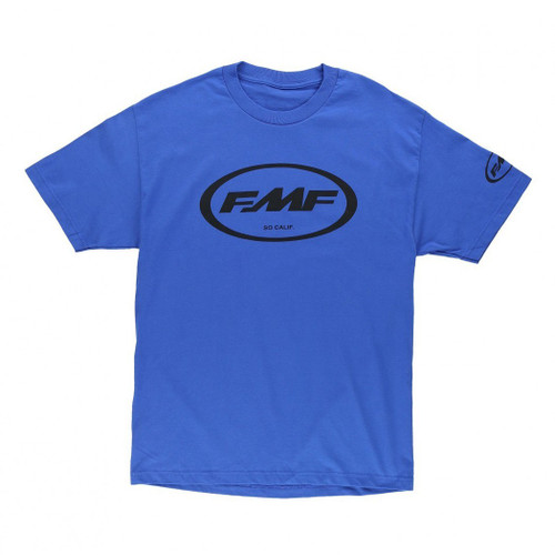 FMF Tee Shirts - Factory Classic Don - Blue