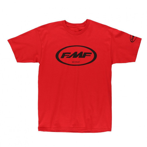 FMF Tee Shirts - Factory Classic Don - Red