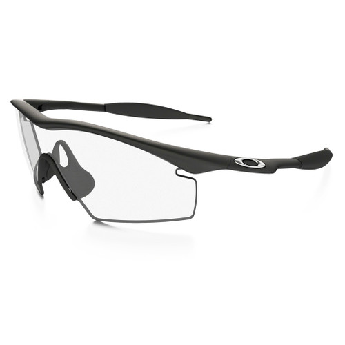 ab26ae114d496 Oakley Sunglasses - M-Frame Industrial - Black Clear Lens - Surf and ...