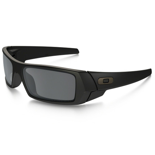 Oakley Sunglasses - Gascan Polarized - Matte Black/Black Iridium
