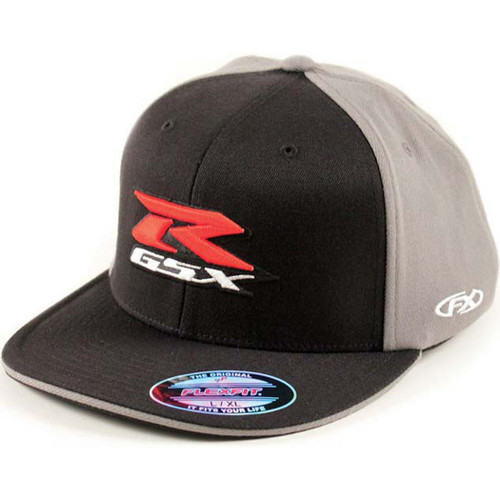 Factory Effex Hat - Suzuki GSXR - Black