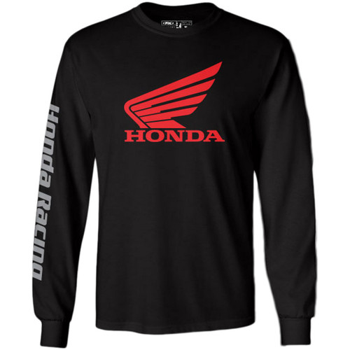 Factory Effex Tee Shirt - Honda - Black