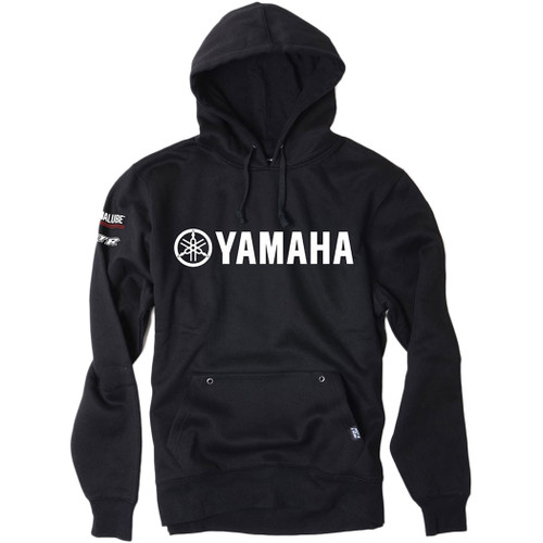 Factory Effex Hoody - Team Yamaha - Black