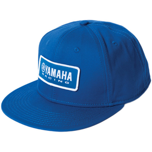 Factory Effex Kid's Hat - Yamaha - Blue