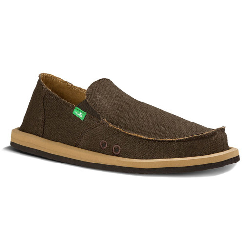 Sanuk Shoes - Hemp - Brown