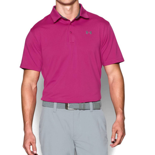 Under Armour Shirt - Playoff Polo Se - Tropic Pink