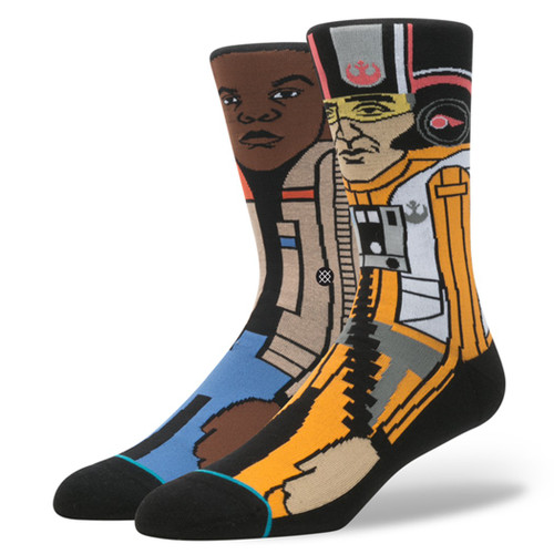 Stance Socks - The Resistance 2 - Orange
