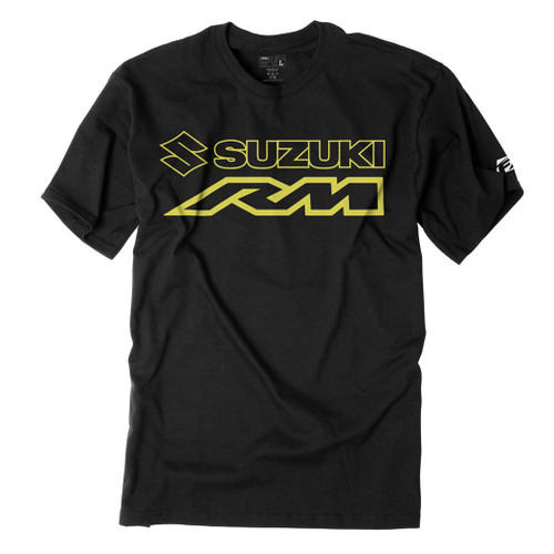 Factory Effex Kid's Tee Shirt - Suzuki Rm - Black