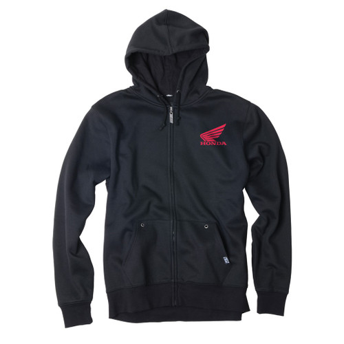 Factory Effex Hoody - Honda Ride Red - Black