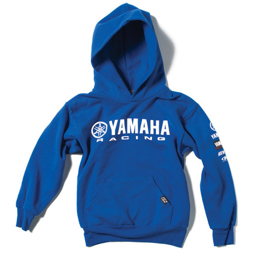 Factory Effex Kid's Hoody - Yamaha Racing - Blue