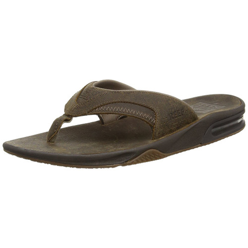 Reef Flip Flop - Fanning Ultimate - Brown/Dark Brown