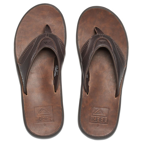 Reef Flip Flop - Fanning Ultimate - Dark Brown