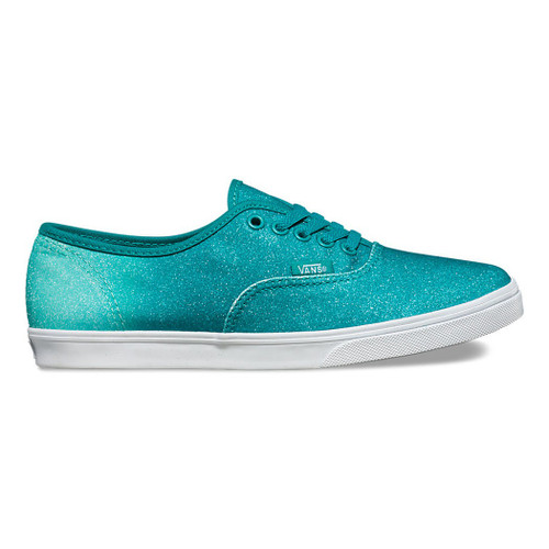 Vans Women's Shoes - Authentic Lo Pro - 2Tone Blu Grass