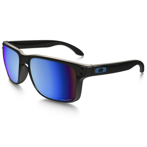 Oakley Sunglasses - Holbrook - Polished Black/Prizm Deep Water