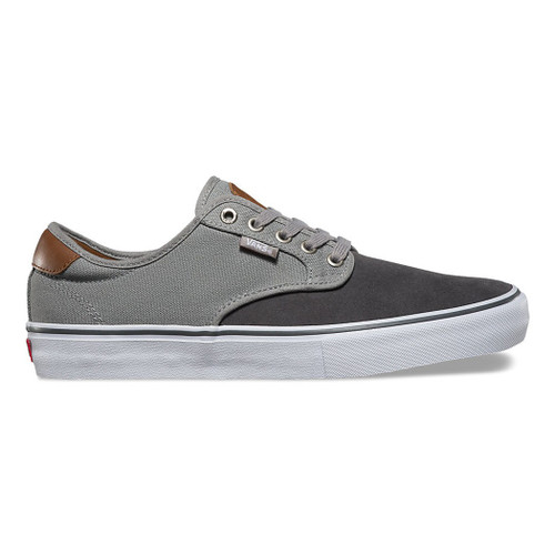 Vans Shoes - Chima Ferguson Pro - Two Tone Pewter/Grey