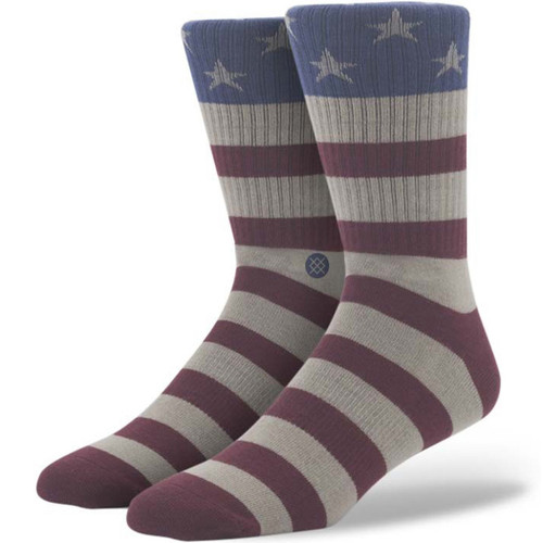 Stance Socks - The Fourth - Red/White/Blue