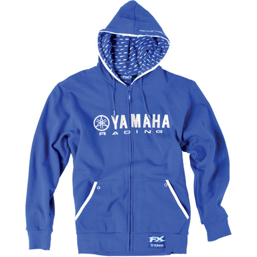 Factory Effex Hoody - Yamaha Racing - Blue
