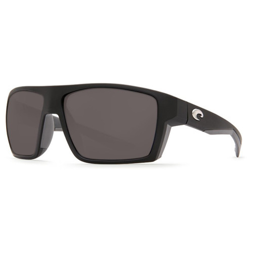 Costa Sunglasses - Bloke - Matte Black/Grey