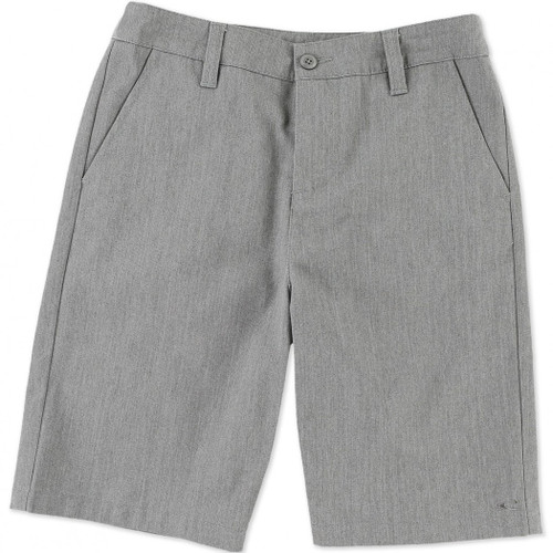 O'Neill Boy's Shorts - Contact - Heather Grey 16