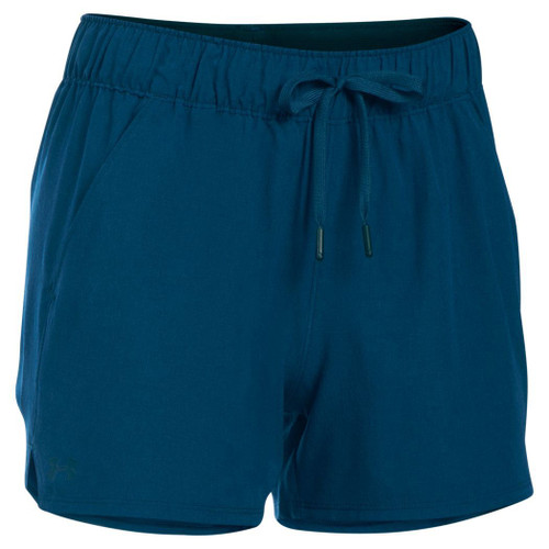 Under Armour Women's Shorts - Turf and Tide - Blackout Navy