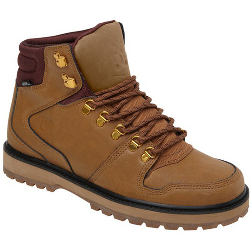 DC Boots - Peary Boots - Brown Combo