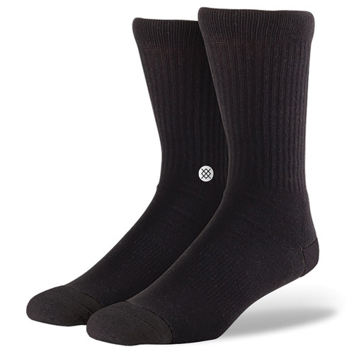Stance Socks - Icon - Black/White