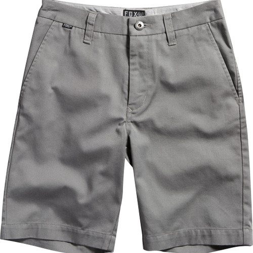 Fox Kid's Shorts - Essex Short - Gunmetal