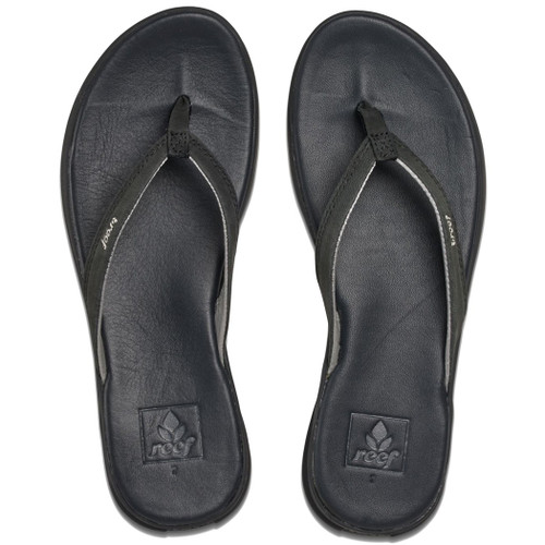Reef Women's Flip Flop - Rover Catch LE - Black