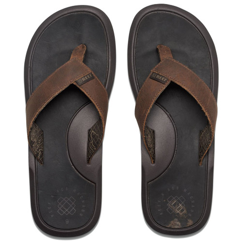 Reef Flip Flop - Machado Night - Brown