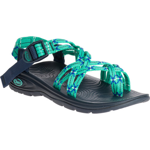 Chacos Women's Sandals - Z/Volv X2 - Ravenna Turquoise