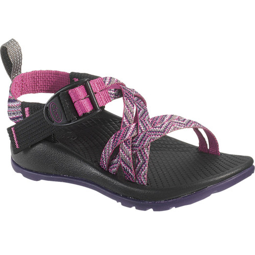 Chacos Kid's Sandals - ZX/1 Ecotread - Faded Pink