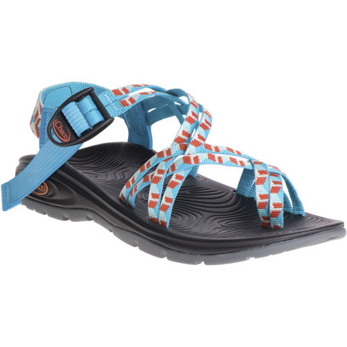 Chacos Women's Sandals - Z/Volv X2 - Prism Cyan