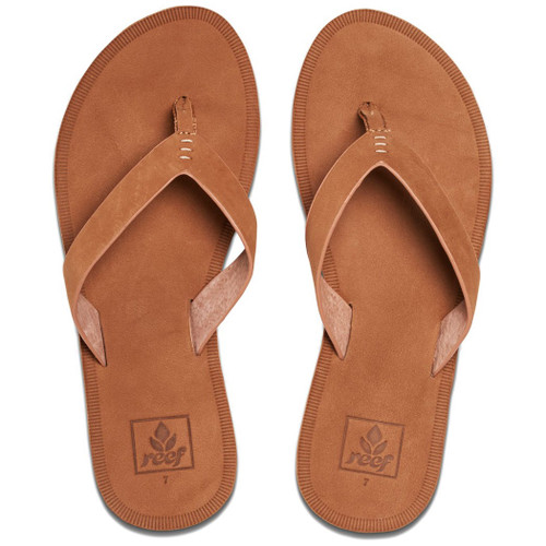 Reef Women's Flip Flop - Voyage LE - Saddle