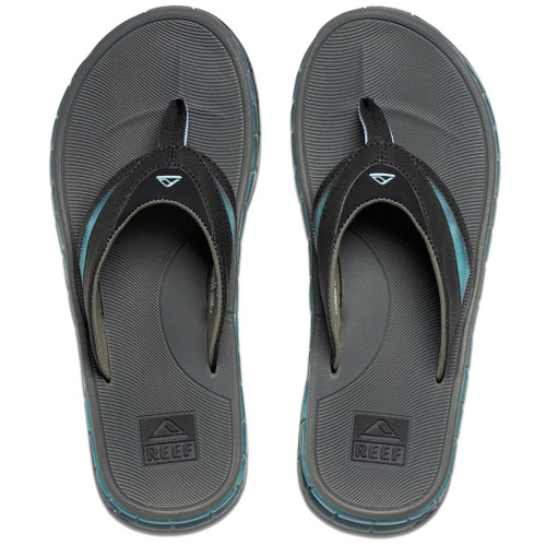 Reef Flip Flop - Boster - Charcoal/Blue