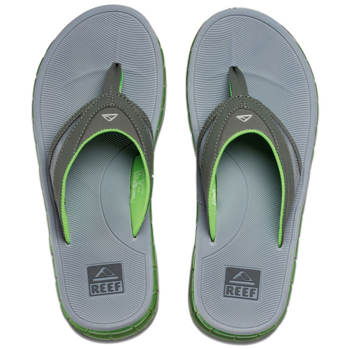 Reef Flip Flop - Boster - Grey/Green