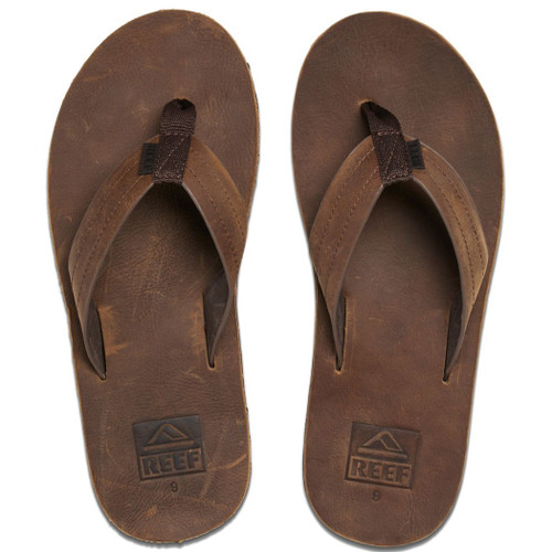 Reef Flip Flop - Voyage LE - Dark Brown