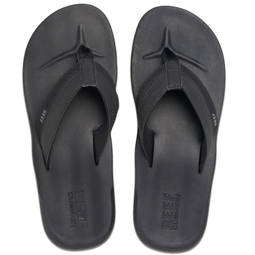 Reef Flip Flop - Contoured Cushion - Black