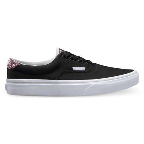 Vans Kid's Shoes - Era 59 - Glitter Pop Black