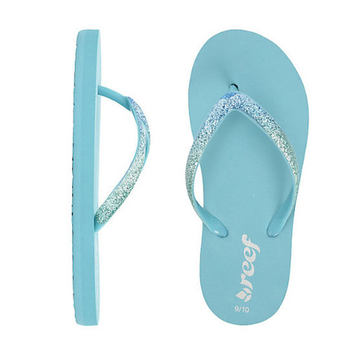 Reef Kid's Flip Flop - Little Stargz Luxe - Blue/Ombre