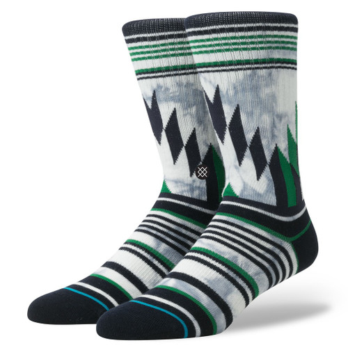 Stance Socks - Jailbreaker - Green