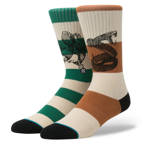 Stance Socks - Hecho - Brown