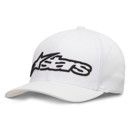 Alpinestars Hat - Blaze - White/Black