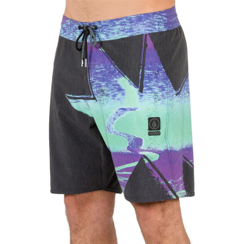 Volcom Shorts - Magxplotion Stoney 19 inch - Aqua