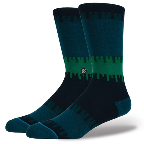 Stance Socks - Belized - Navy